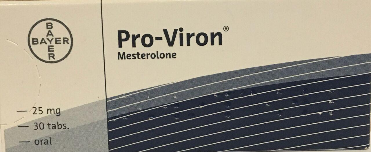 What is proviron