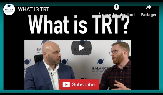 What is TRT youtube video