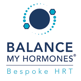 Balance My Hormones Logo