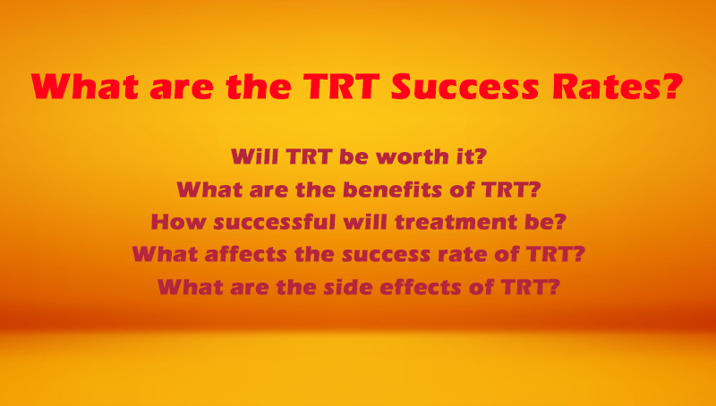 TRT Success Rates
