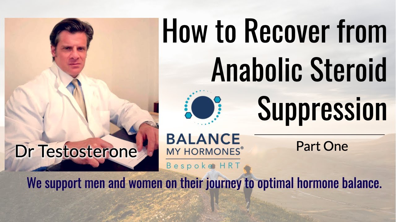 How to Recover from Anabolic Steroid Suppression 2019, Part 1