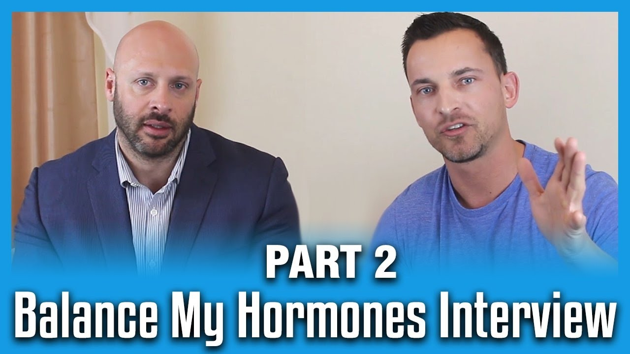 Interview With Mike From Balance My Hormones PART 2