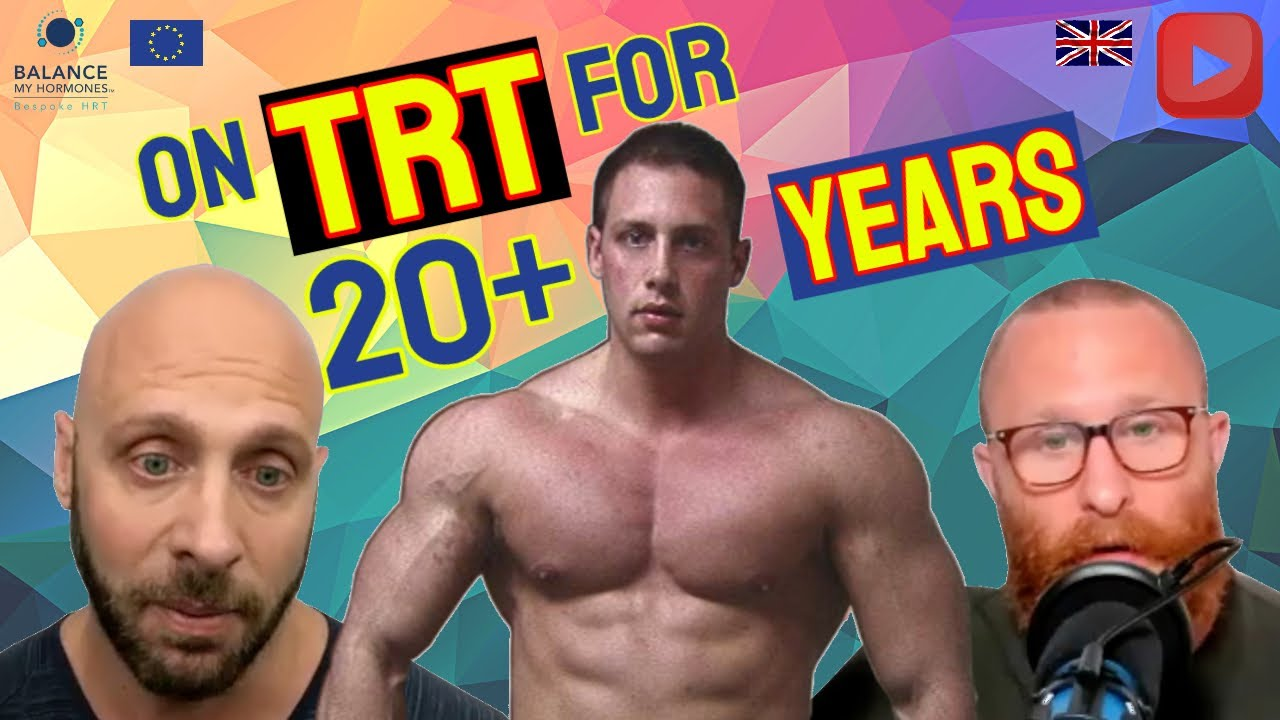 On TRT for 20 years-What to Expect from year 1 to 25 years on TRT
