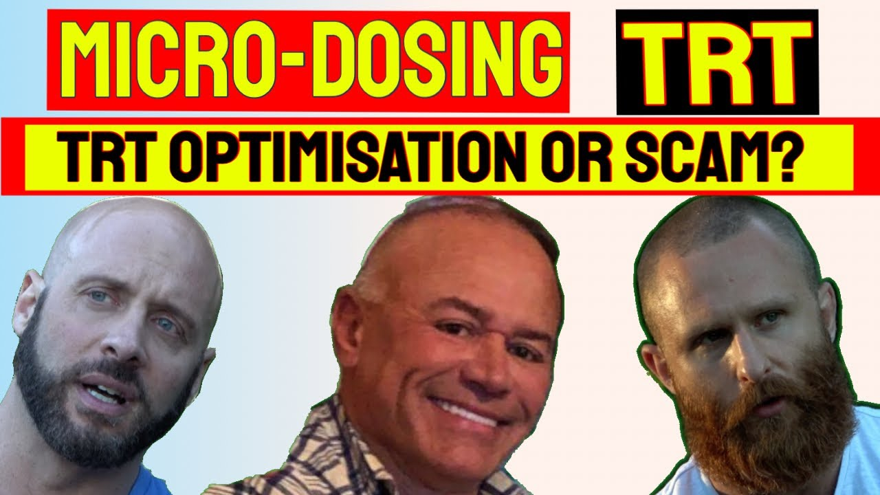 Microdosing Testosterone UK- Does Microdosing TRT Make you Optimal? Do you Need to Microdose TRT?