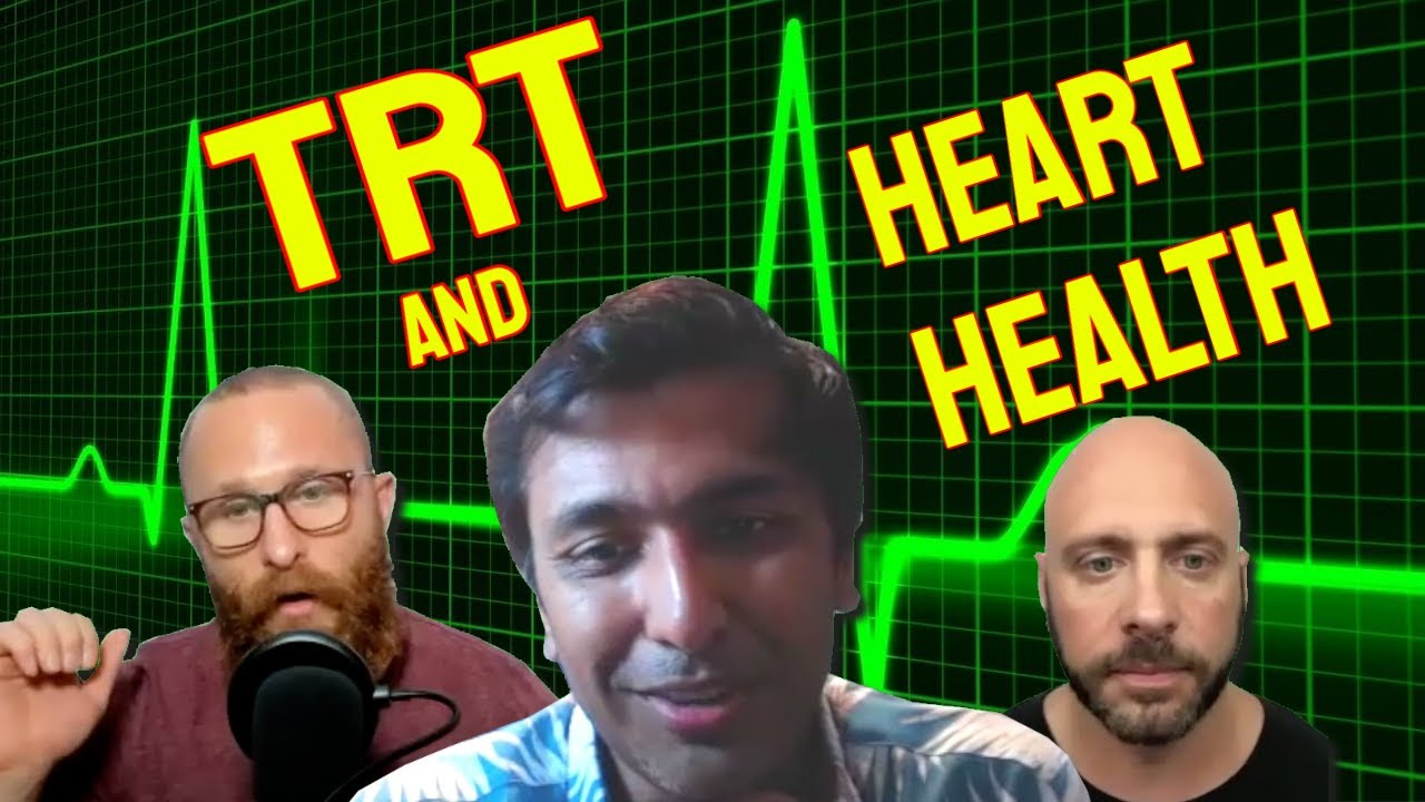 Testosterone and Heart Disease- TRT and Heart Health