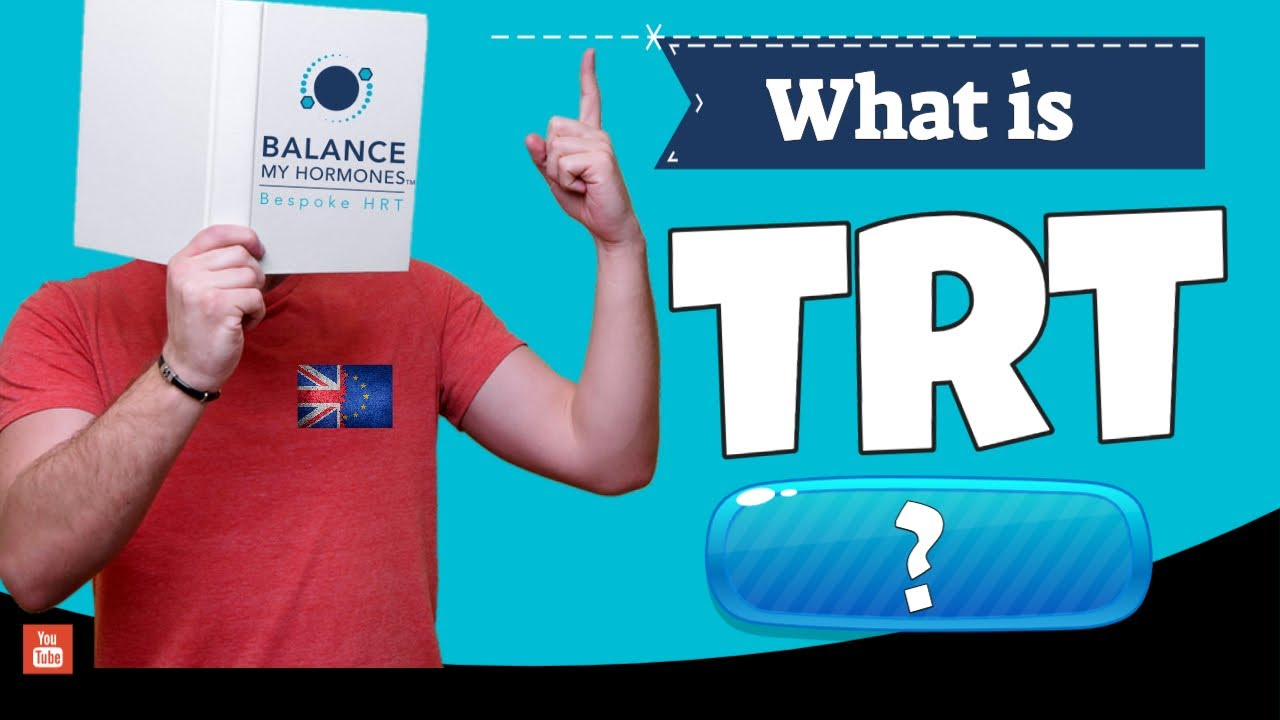 What is TRT – testosterone therapy