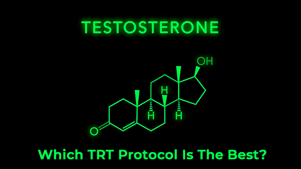 what is the best trt protocol?
