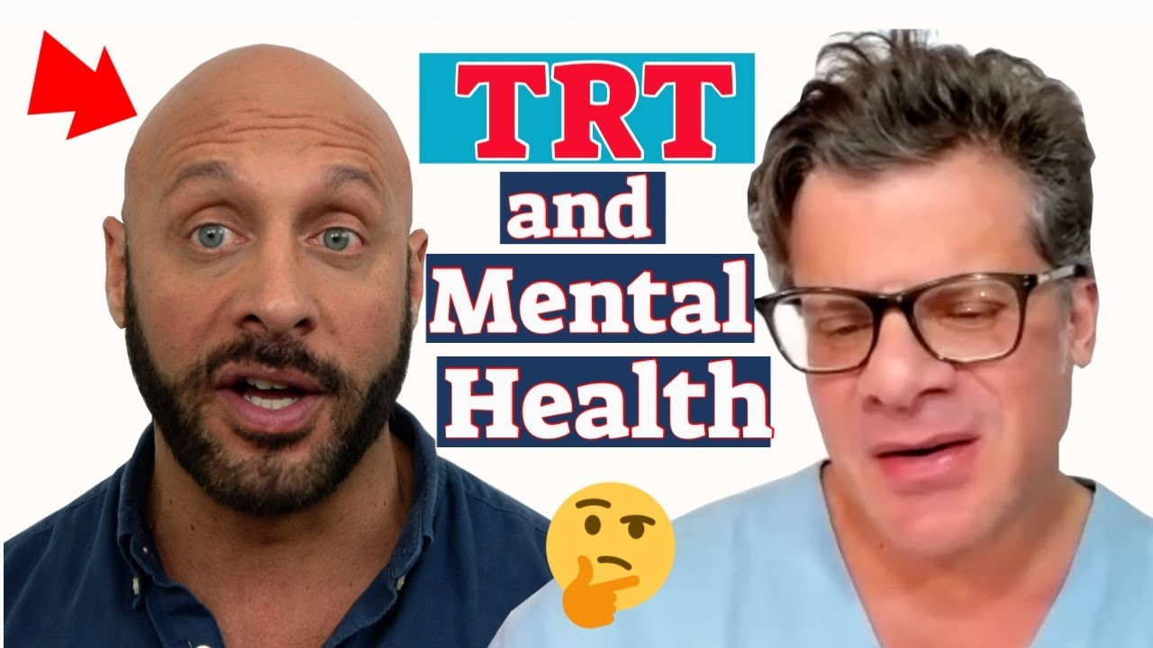 Testosterone for mental health – How to live on testosterone!