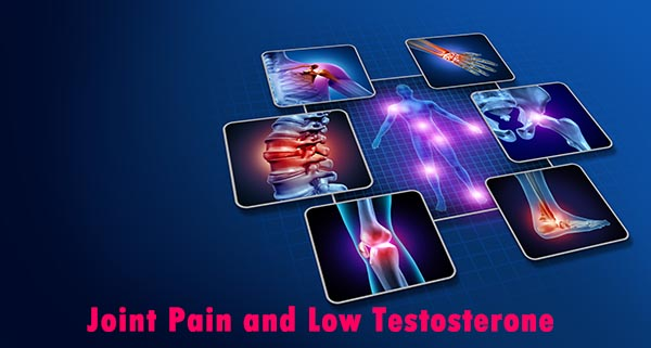 joint pain and low testosterone